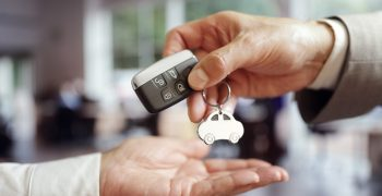 Car sales buying a new car