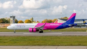 In particular, the connections to Eastern Europe and the activities of the airline Wizz Air ensured continuous operation at Memmingen Airport.