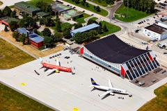 Aerial photography Terminal