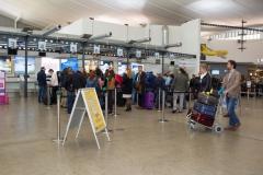 Terminal Baggage registration