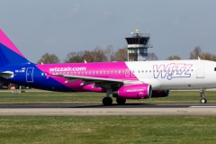 Wizz Air and tower